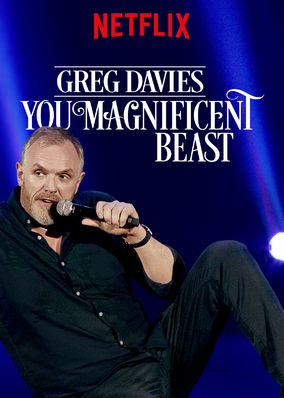 Greg Davies: You Magnificent Beast